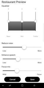 Bach Hearing Aid Remote App 4