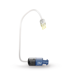 Bach hearing aid receiver - 2M - Left