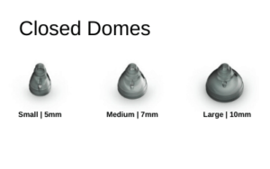 Bach Closed Domes