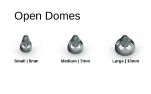 Bach Open Domes