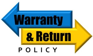 Bach Terms and Conditions, Warranty & Return Policy ICON